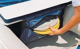 накладные сумки для лодок
